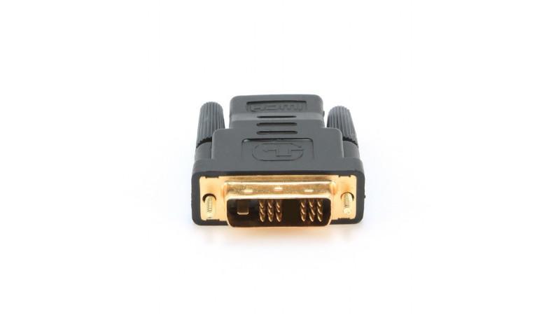 """Adaptor de la conector tip HDMI """"mama"""" la conector tip DVI-D """"tata"""", CON-HDMI-DVID"""