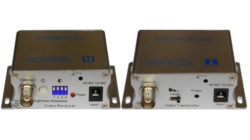Kit transmitator activ si receptor activ de semnal AMP-VT202R/T