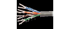 Cablu de date tip UTP categoria 5e cu fir solid din cupru