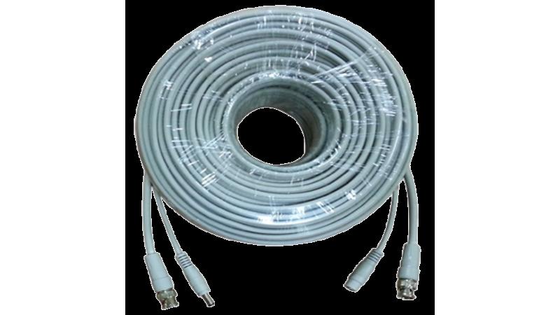 Cablu SDI mufat pentru transmiterea semnalului video digital si pentru alimentare