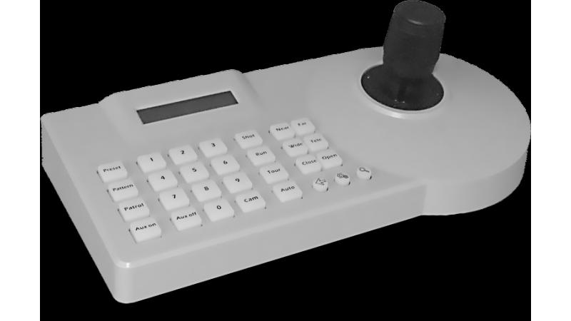 Tastatura de comanda multiprotocol SDCK-4DG