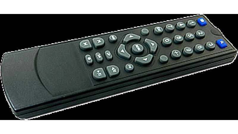 Telecomanda InfraRosu pentru navigare in meniul inregistratoarelor RMT-HVR