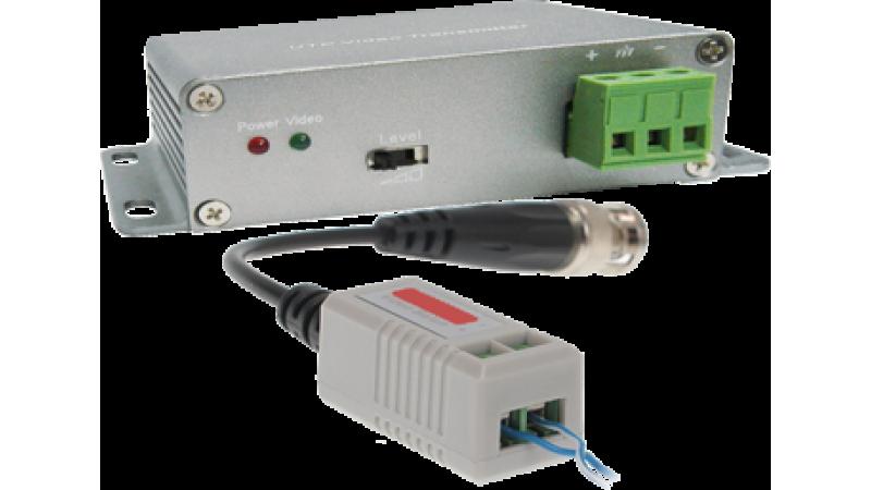 Kit transmitator activ si receptor pasiv de semnal AMP-VT201/301T