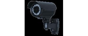 Camera de supraveghere OOGIS CM-AHD10 ● Gama: EQU 2015 ● 1280x720P 1MegaPixel  ● Exterior/Interior suport inclus ● 69-31° lentila Varifocala ● 35M InfraRosu 25M perspectiva ●