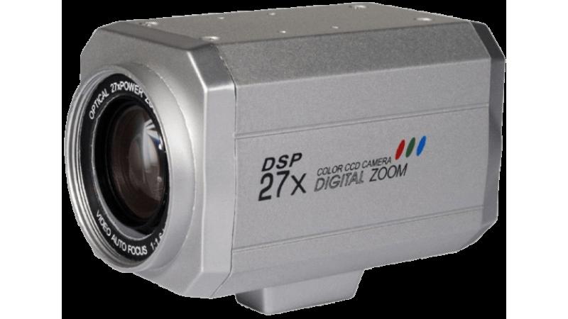 Camera de supraveghere tip box cu 27X ZOOM autofocus CZC-27XAF