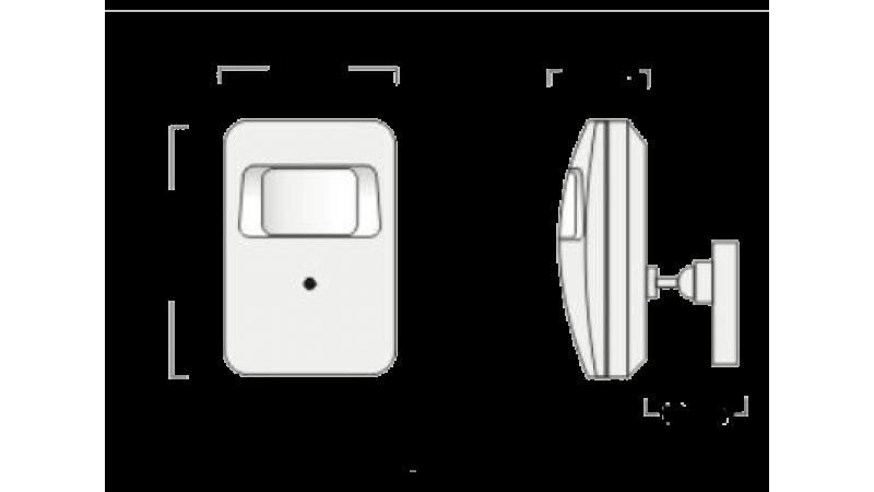 Camera de supraveghere ascunsa FK-600S