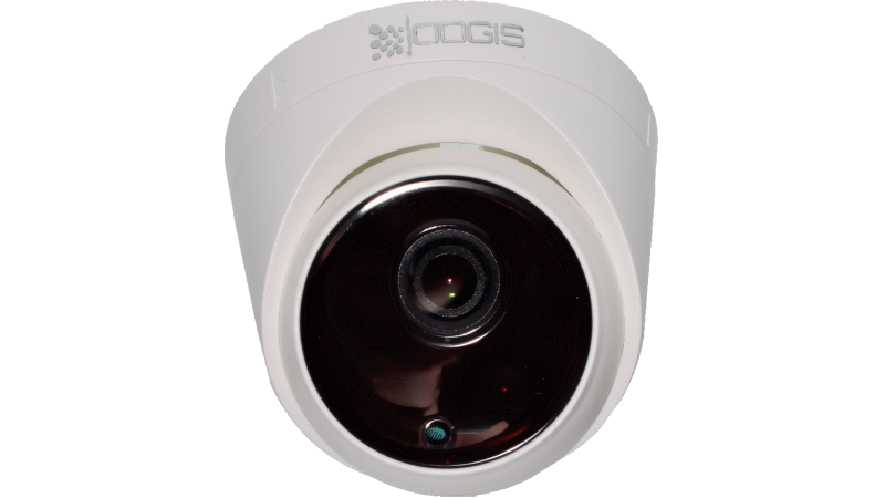 Camera de supraveghere OOGIS HIP-HD2 ● Gama: ECO 2017 ● 1920x1080P 2MegaPixeli AHD TVI CVI CVBS Sony NIR Sensitivity UP ● Interior Array ● 83° lentila ● 25 InfraRosu 25 vizibil ●