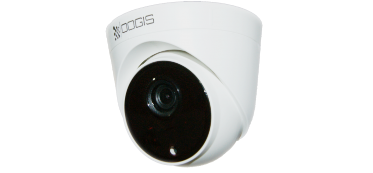 Camera de supraveghere OOGIS HIP-HD2 ● 1920x1080P 2MegaPixeli AHD TVI CVI CVBS Sony NIR Sensitivity UP ● Interior Array ● 83° lentila ● 35M InfraRosu 35M perspectiva ●