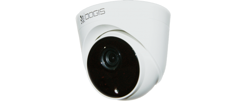 Camera de supraveghere OOGIS HIP-HD2 ● Gama: ECO 2017 ● 1920x1080P 2MegaPixeli AHD TVI CVI CVBS Sony NIR Sensitivity UP ● Interior Array ● 83° lentila ● 25M InfraRosu 25M perspectiva ●