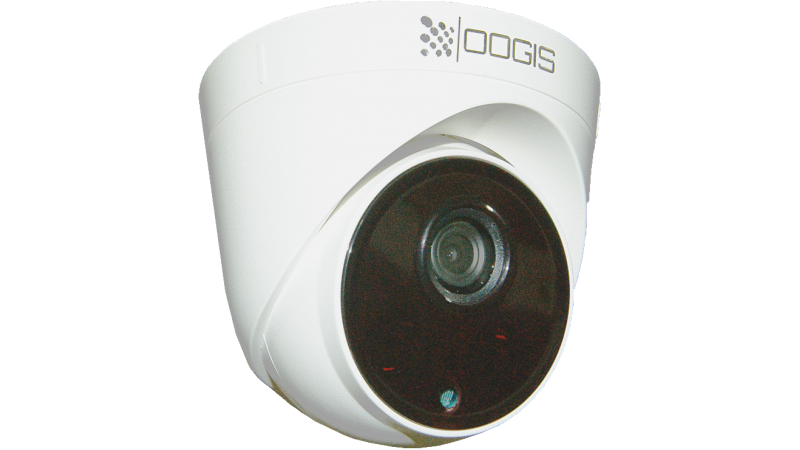 Camera de supraveghere OOGIS HIP-IP323L ● Gama: EQU 2017 ● 1920x1080P 2MegaPixeli IP ONVIF Sony NIR Sensitivity UP ● Interior Array ● 82° lentila ● 25m InfraRosu 20m vizibil ●