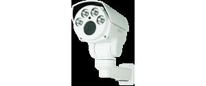 Camera de supraveghere OOGIS PT-MHD51-8 ● Gama: EQU 2018 ● 2592x2048P 5Megapixeli AHD TVI CVI CVBS ● Exterior/Interior control PT (Pan-Tilt) , preset, cruise ● 79° lentila ● 25m InfraRosu 20m vizibil ●