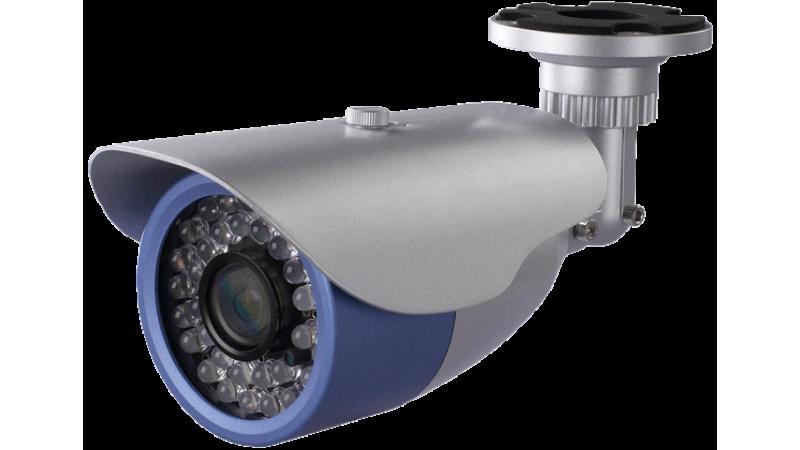 Camera de supraveghere OOGIS REG-AHD11 ● Gama: ECO 2016 ● 1280x720P 1MegaPixel, 1000 TVL AHD CVBS ● Exterior/Interior suport inclus ● 59° lentila ● 40 InfraRosu 30 vizibil ●