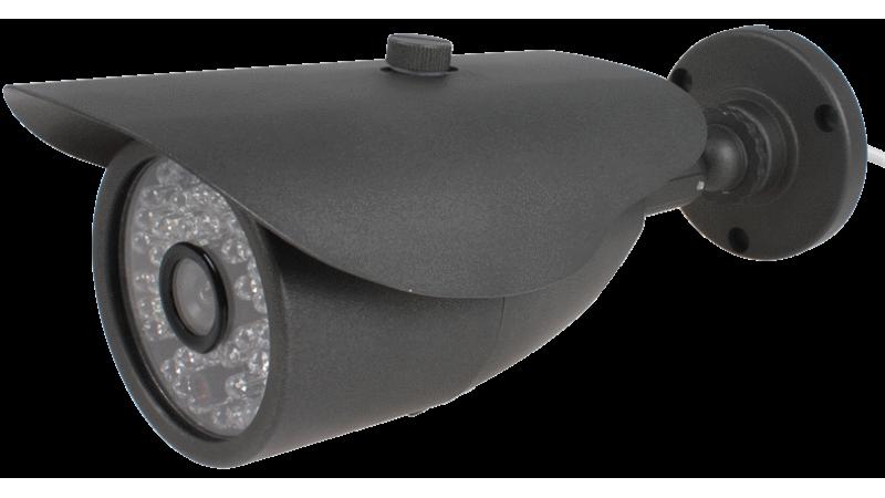 Camera de supraveghere OOGIS REG-AHD12 ● Gama: ECO 2015 ● 1280x720P 1MegaPixel, 1000 TVL AHD TVI CVI CVBS ● Exterior/Interior suport inclus ● 50° lentila ● 40M InfraRosu 30M perspectiva ●
