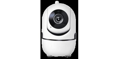 Camera de supraveghere IP wireless controlabila PT interior HD 1080P 2 megapixel GN-M3520-W200