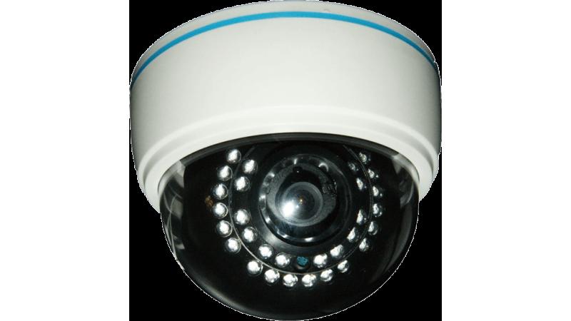 Sistem supraveghere video - 4 camere cu infrarosu 1200 linii TV