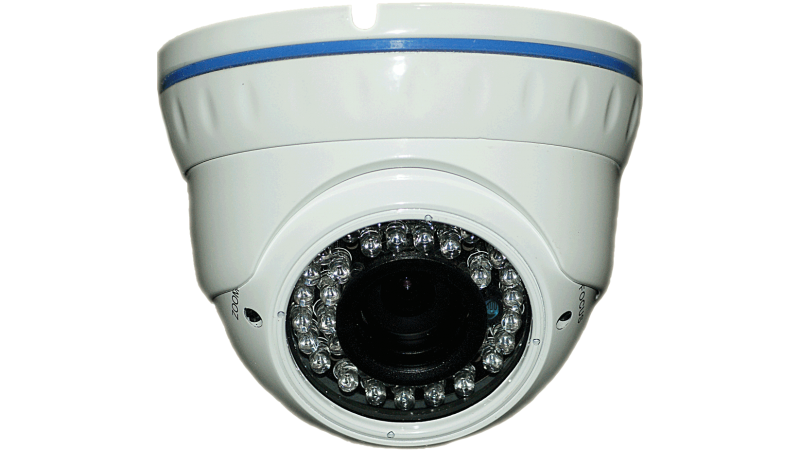 Camera de supraveghere 1080P AHD cu senzor Sony antivandal cu infrarosu CC-VAMHD2