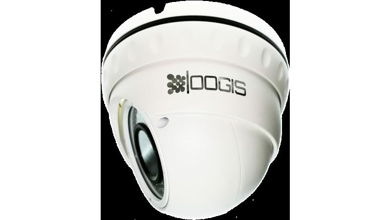 Camera de supraveghere OOGIS VAM-MHD54 ● Gama: EQU 2020 ● 2592x2048P 5Megapixeli AHD (v2: + TVI CVI CVBS) ● Interior/Exterior antivandal ● 80-31° lentila Varifocala ● 30m InfraRosu 25m vizibil ●