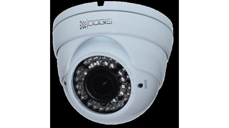 Camera de supraveghere OOGIS VAM-IP4236 ● Gama: EQU 2020 ● 2304x1296P 3MegaPixeli IP ONVIF ● Interior/Exterior antivandal ● 93-37° lentila Varifocala ● 30m InfraRosu 25m vizibil ●