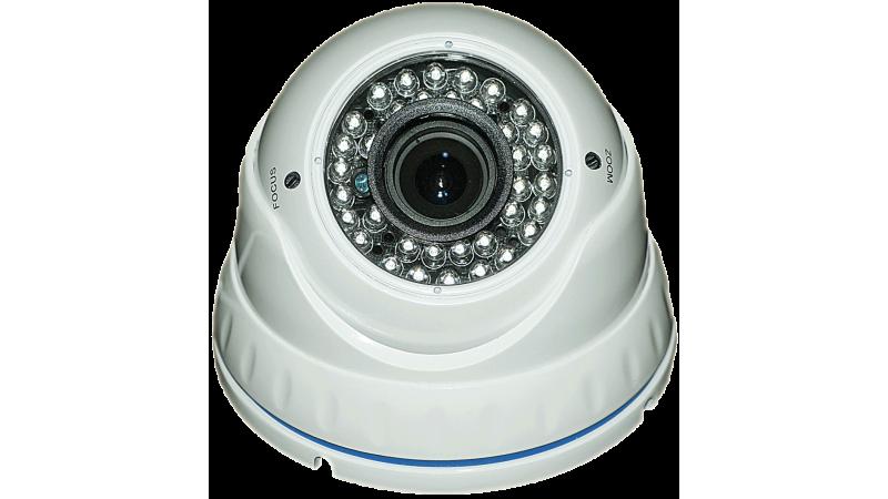 Camera de supraveghere OOGIS VAM-AHD10 ● Gama: EQU 2015 ● 1280x720P 1MegaPixel  ● Interior/Exterior antivandal ● 69-31° lentila Varifocala ● 30 InfraRosu 20 vizibil ●