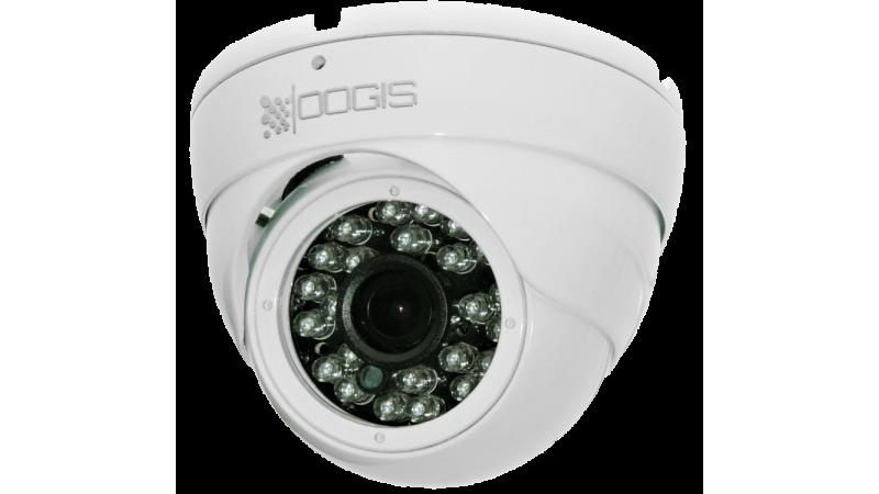 Sistem Supraveghere video COMPLET antivandal 6 Camere HD 1080P 2MP Varifocale Senzor Panasonic cu vedere noaptea IR 20M extensibil 8 1080P (1x Inregistrator ESR-6308X; 6x Camere Antivandal VAM-MHD2P; 1x HDD320GB-R Stocare CADOU si accesoriile incluse)