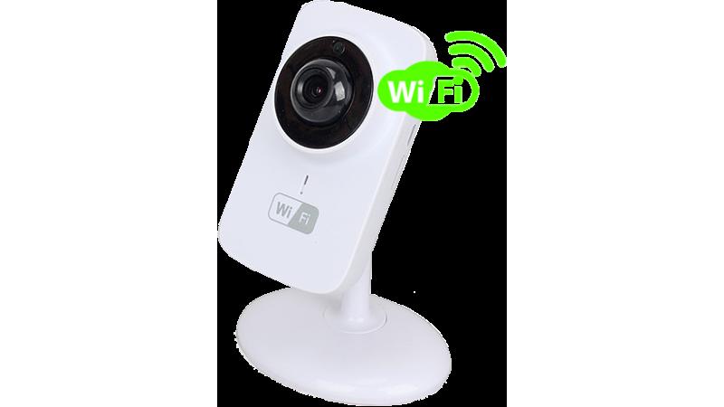Camera de supraveghere IP Wireless HD 1 megapixel interior GN-TSB20-720p