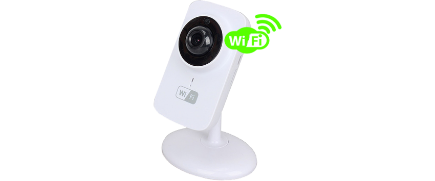 Camera de supraveghere IP Wireless HD 1 megapixel interior GN-TSB20-720p