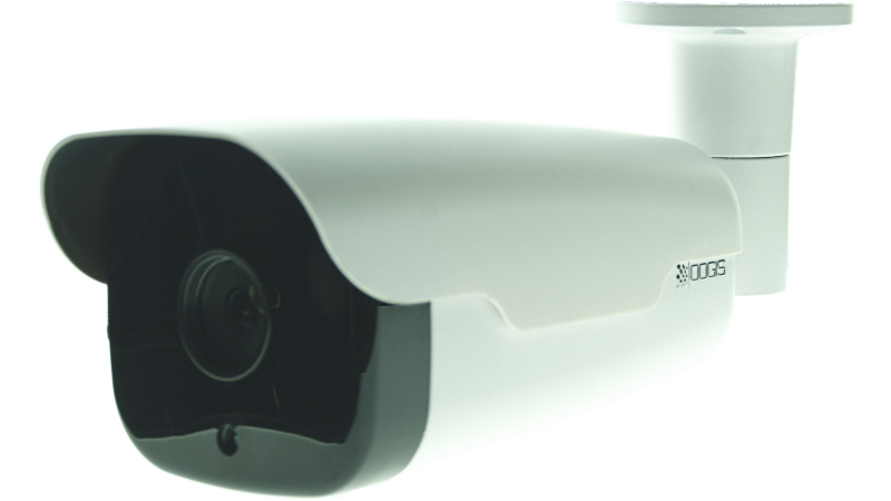 Camera de supraveghere OOGIS XEL-IP5V-3 ● Gama: PRO 2018 ● 2592x1944P 5MegaPixeli IP ONVIF ● Exterior/Interior suport inclus ● 40° lentila ● 90m InfraRosu 80m vizibil ●