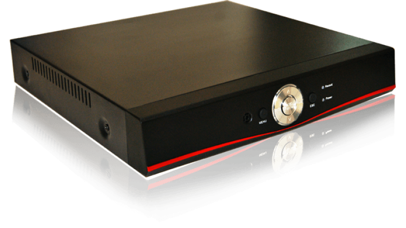 DVR/NVR AHD Hibrid Stand Alone Full HD HVR-P6004