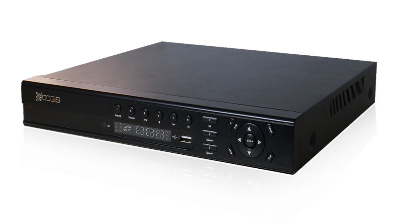 DVR/NVR AHD Hibrid Stand Alone 1080P MHR-5216S