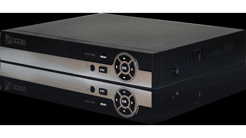 DVR NVR AHD TVI CVI Pentabrid Stand Alone 1080N MHR-A6104