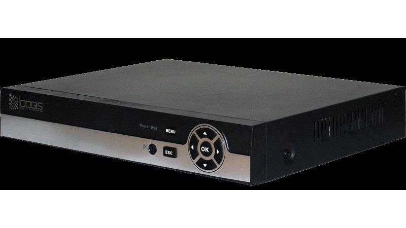 DVR/NVR/AHD Hibrid Stand Alone AHR-A6104