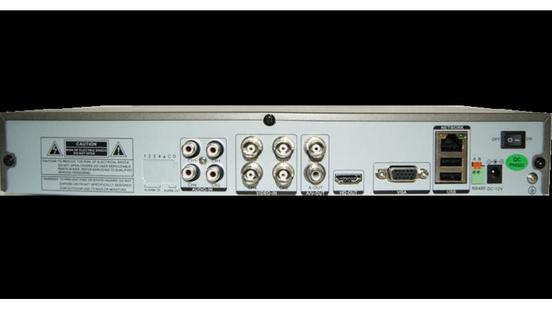 DVR Stand Alone DVR-5004