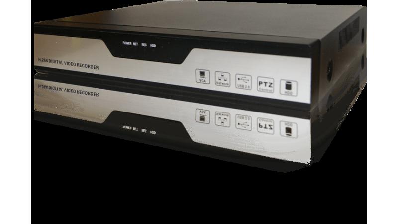 DVR Stand Alone DVR-6604