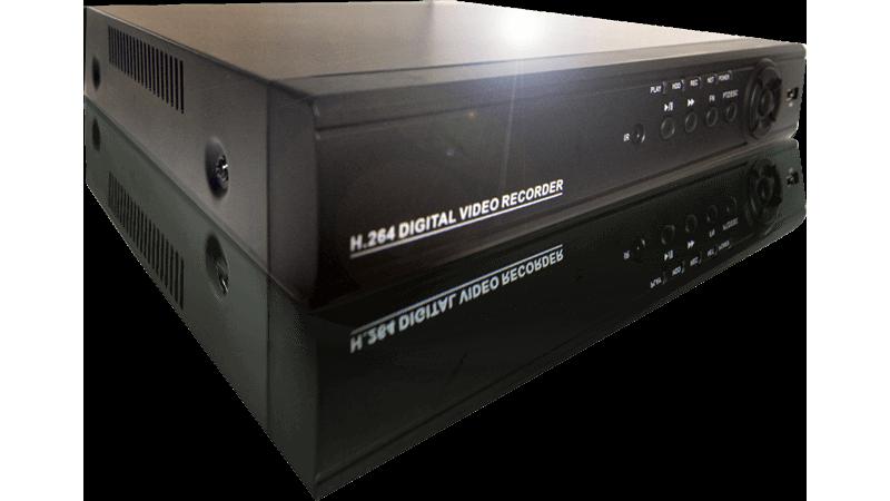 DVR Stand Alone DVR-6608