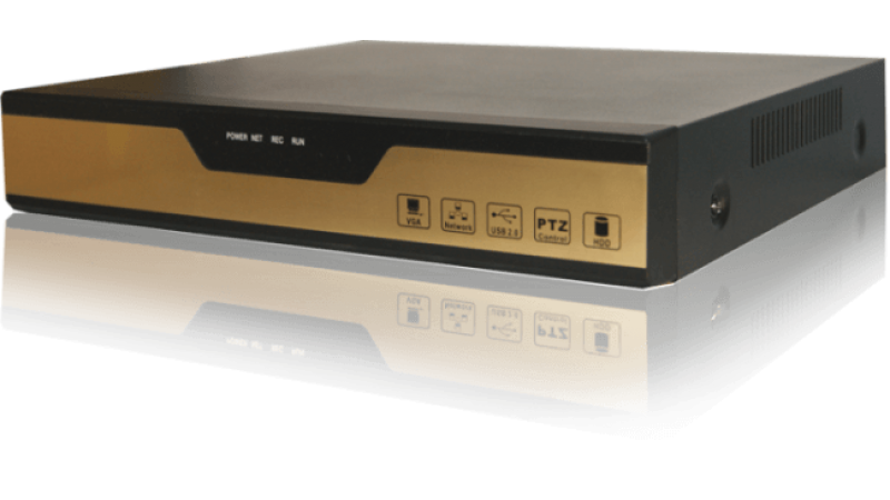Sistem supraveghere video - 8 camere cu 48X infrarosu exterior 700 TVL
