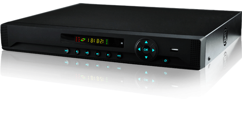 NVR profesional 32 canale FullHD 1080p compatibil ONVIF NVR-9832G