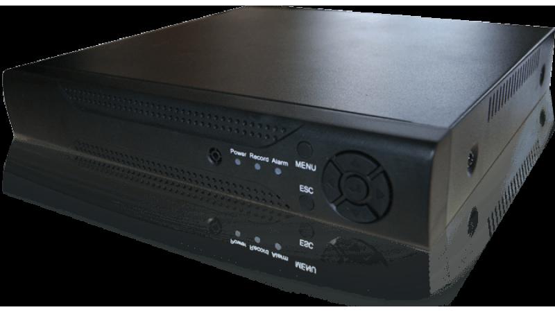 DVR/NVR AHD Hibrid Stand Alone Full HD AHR-E1008SV2