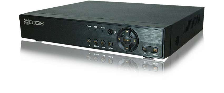 NVR profesional 4 canale FullHD 1080p compatibil ONVIF CC-NVR7804M