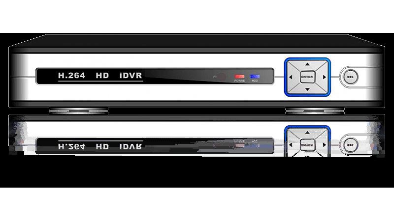 NVR H.265 profesional 4 canale 5 megapixel 1920p compatibil ONVIF NVR-6304QT