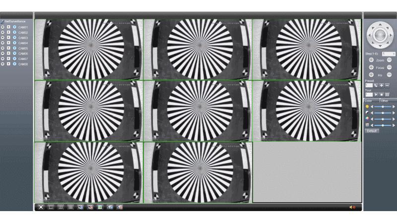 DVR/NVR H.265 AHD/TVI/CVI Pentabrid Stand Alone 5MP/N MHR-A6508