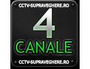 DVR cu 4 canale