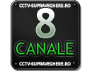 DVR cu 8 canale