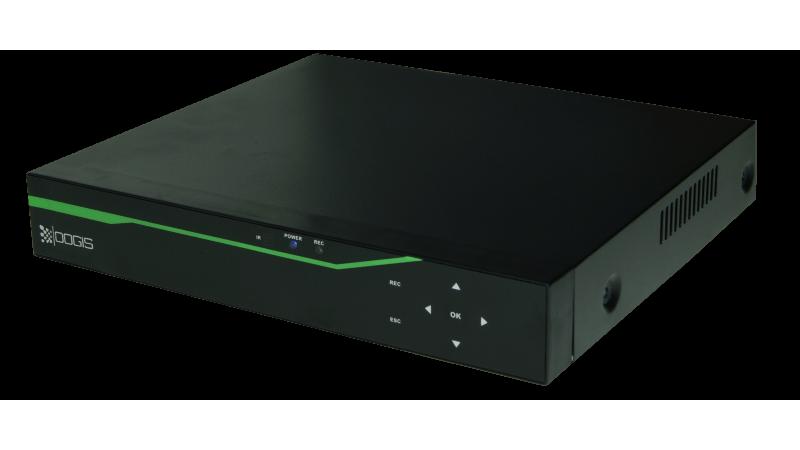 DVR/NVR H.265+ AHD/TVI/CVI Pentabrid Stand Alone 5MP ESR-6504X (v2)