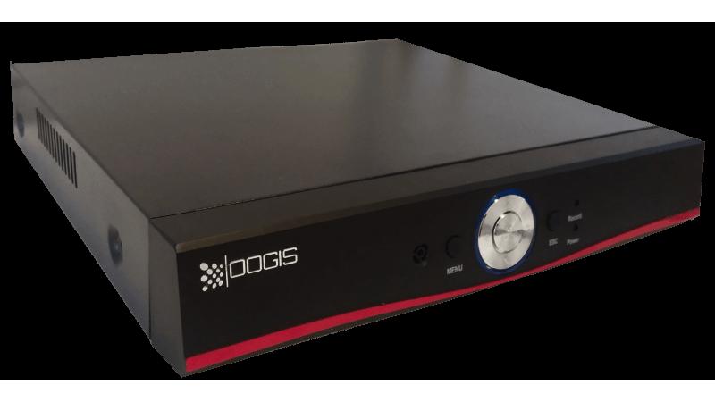 DVR NVR AHD TVI CVI Pentabrid Stand Alone 1080N ESR-6204X