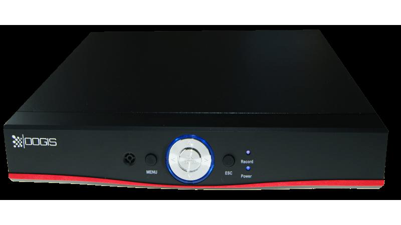 DVR/NVR H.265 AHD/TVI/CVI Pentabrid Stand Alone 5MP/N ESR-6504N