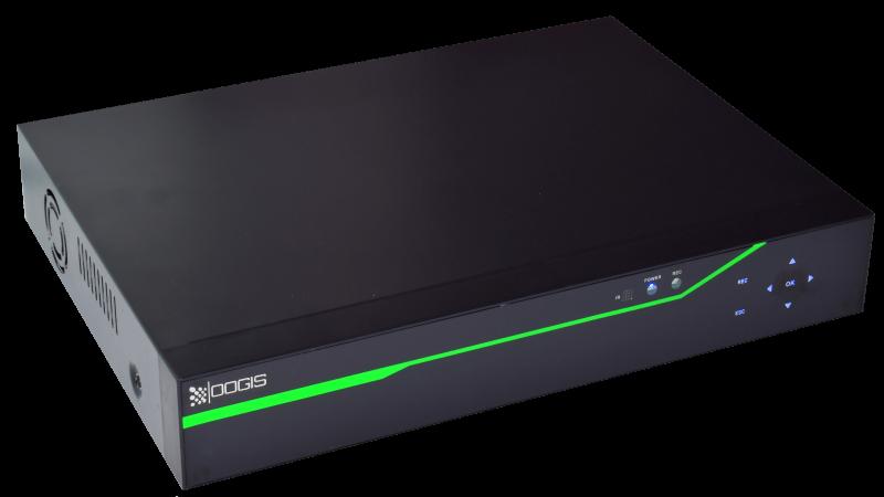 DVR/NVR AHD CVI TVI Pentabrid Stand Alone 1080N ESR-6216X