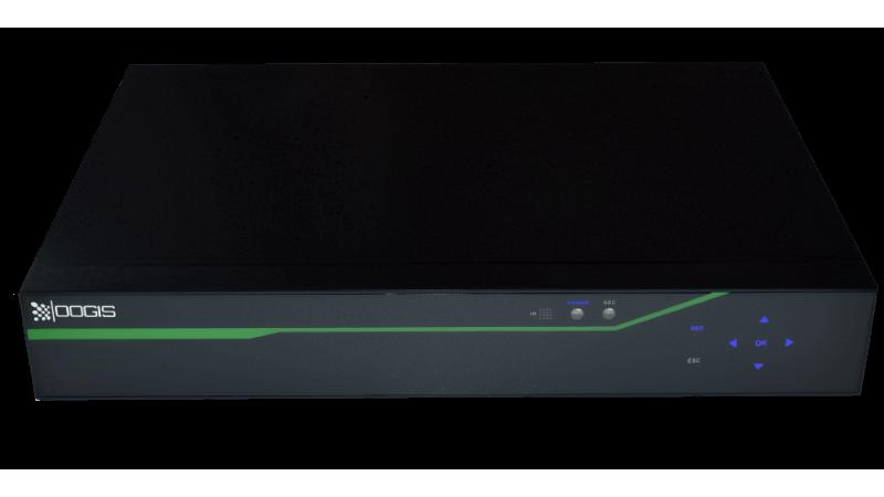 DVR/NVR H.265+ AHD/TVI/CVI Pentabrid Stand Alone 5MP ESR-6516N