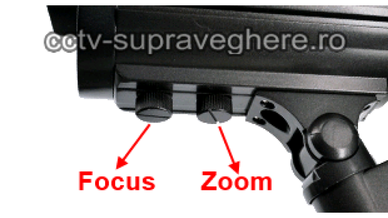 Camera de supraveghere exterior cu infrarosu RH-90ESHE