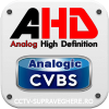 DualStandard AHD CVBS