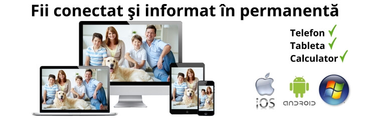 Fii conectat şi informat în permanentă